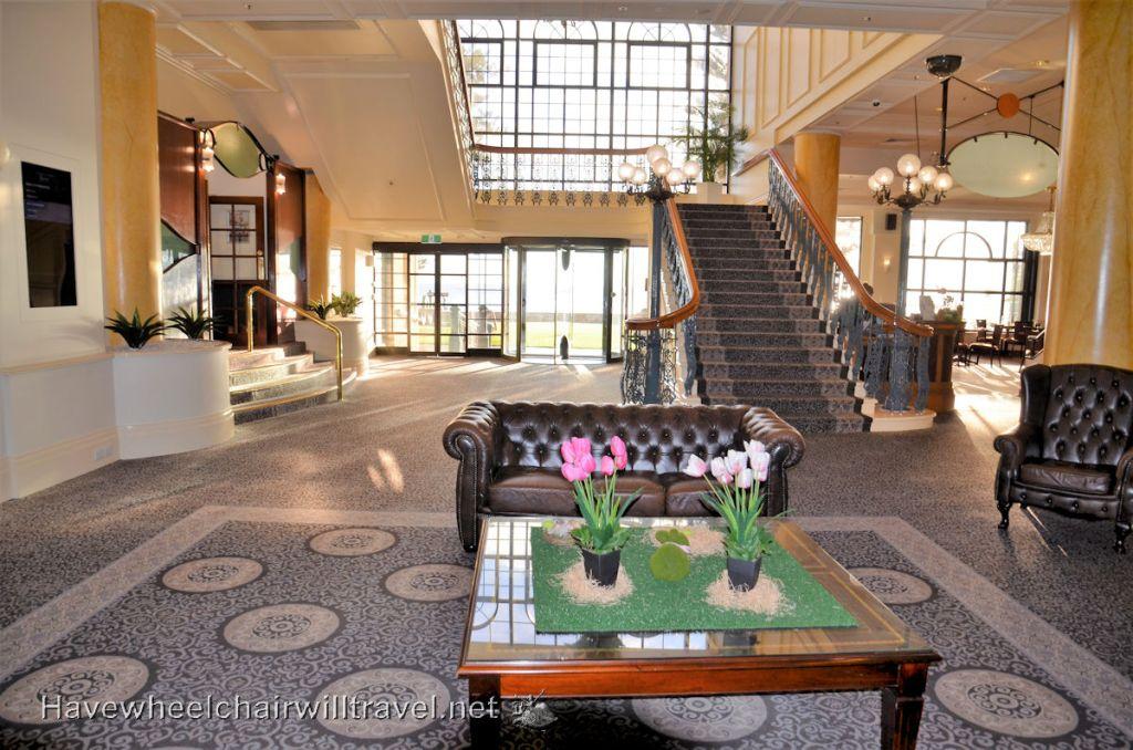 Stamford Grand Foyer