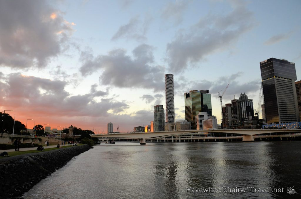 Rydges South Bank - accessible accommodation Brisbane
