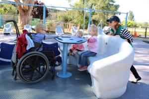 MAGICAL BRIDGE PLAYGROUND – ACCESSIBLE & INCLUSIVE PLAYGROUND