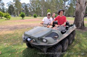 ARANYANI BISON ADVENTURE TOURIST PARK – ACCESSIBLE ACTIVITY NORTHERN RIVERS NSW