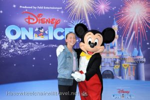 DISNEY ON ICE – ACCESSIBLE FAMILY FUN