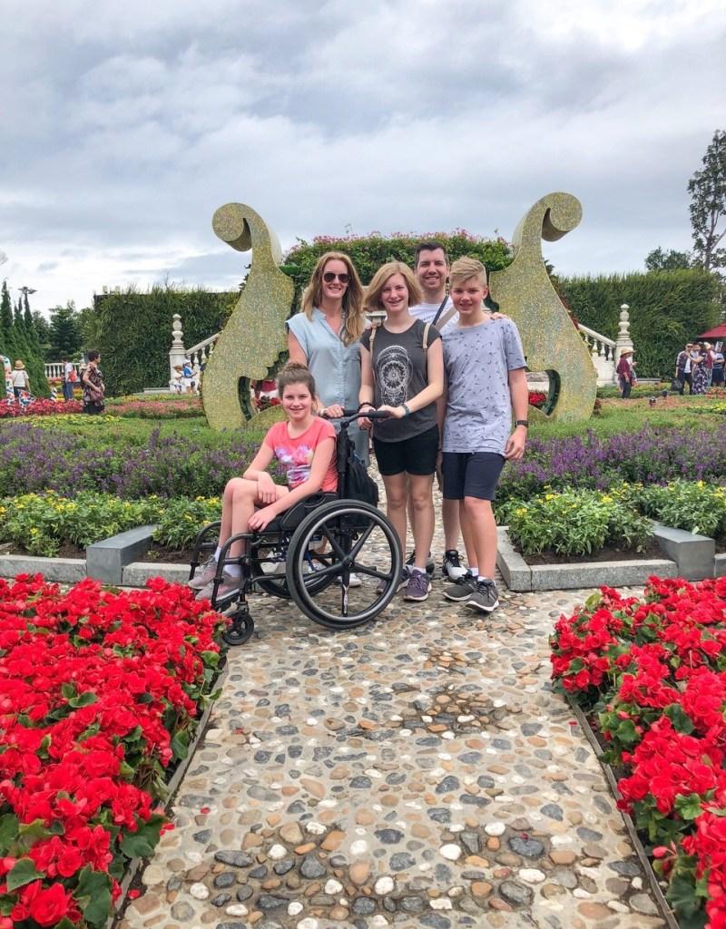 Vietnam wheelchair access
