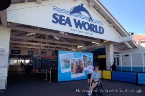SEA WORLD – ACCESSIBLE GOLD COAST