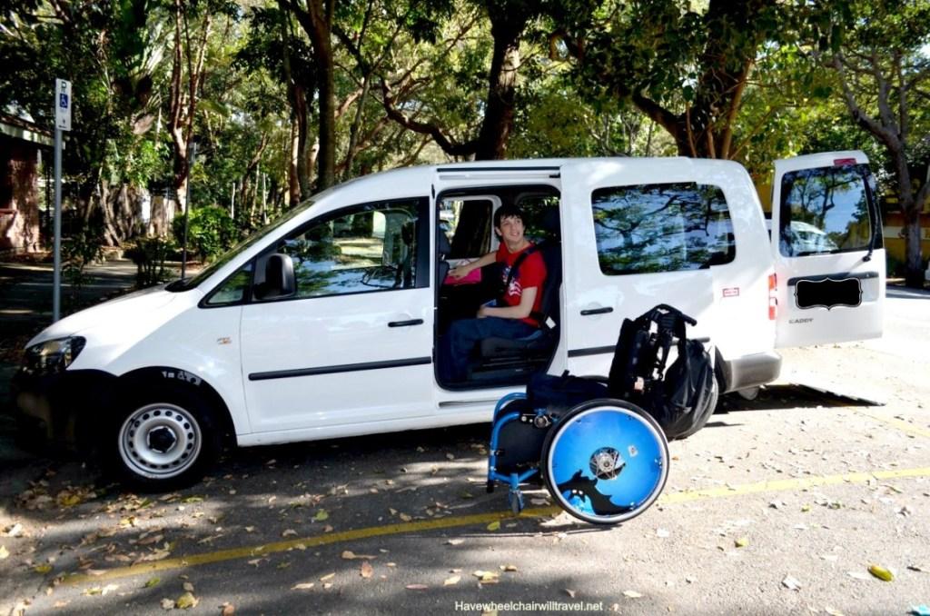 Wheelies Van Rentals