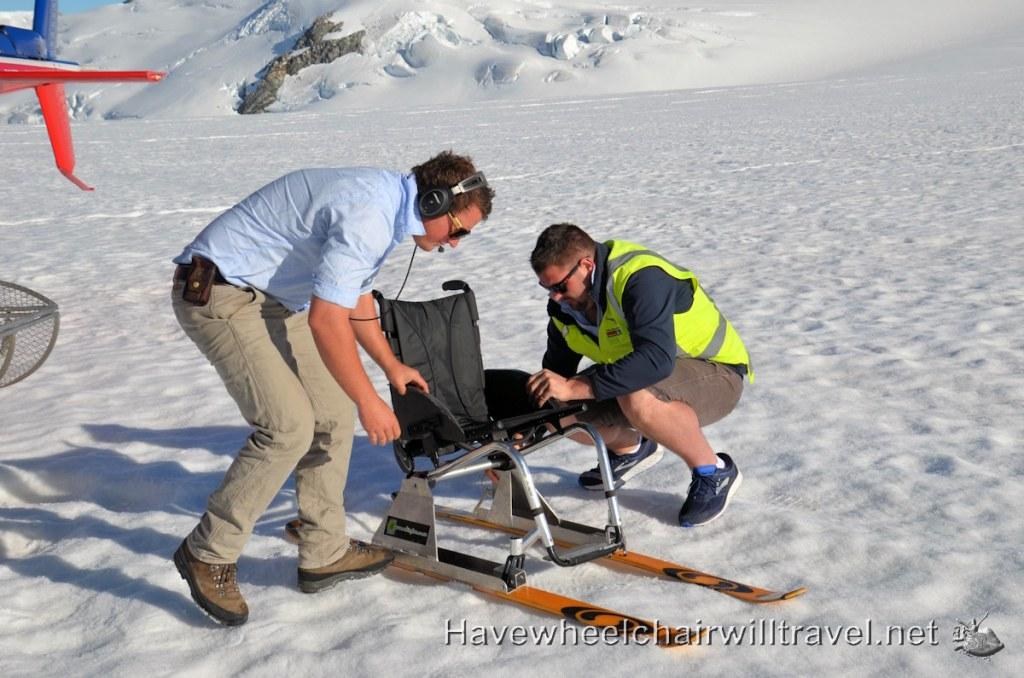 Franz Josef Glacier - accessible New Zealand