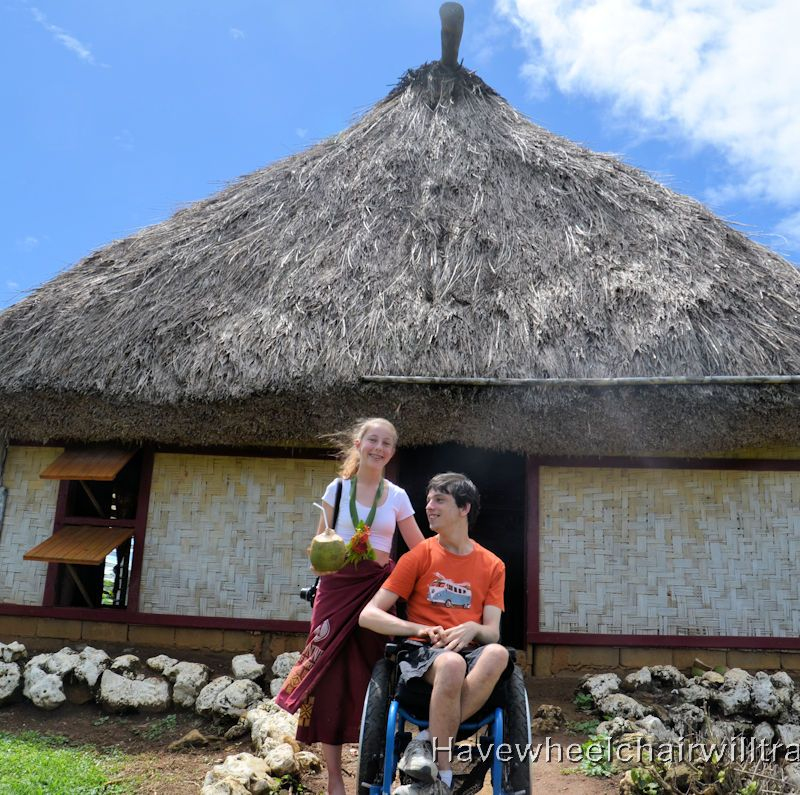 Fiji wheelchair access