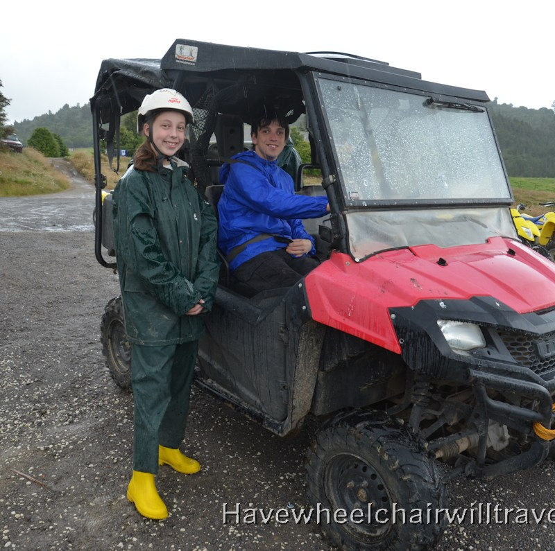 quad bike taupo - accessible New Zealand - Have Wheelchair Will Travel