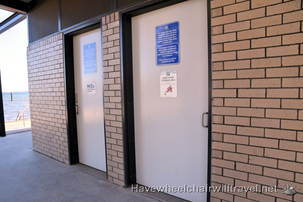 Belmont Baths - Accessible Lake Macquarie - Have Wheelchair Will Travel