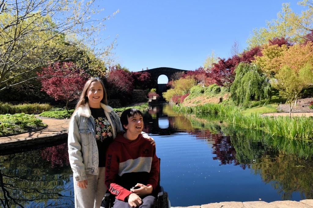 Mayfield Garden - Have Wheelchair Will Travel