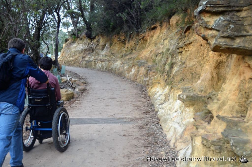 Blue Mountains - Have Wheelchair Will Travel