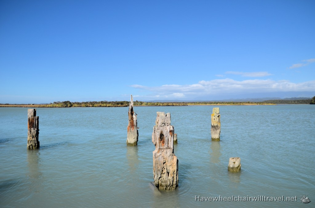 Okarito Wetlands Walk - accessible New Zealand - Have Wheelchair Will Travel
