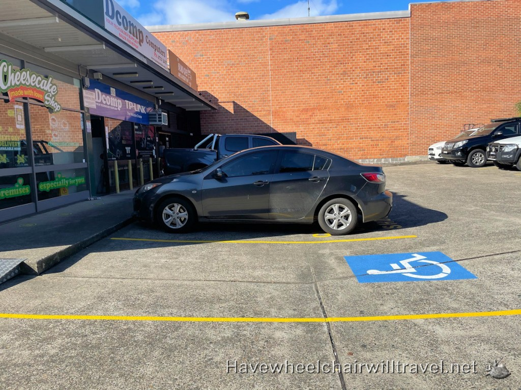 The Blind Chef Cafe & Dessert Bar - wheelchair accessible dining Sydney - Have Wheelchair Will Travel