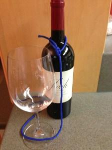 Wine knot