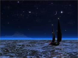 Sail by stars
