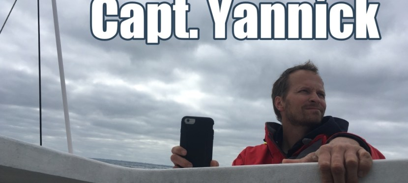 Skype with Capt. Yannick