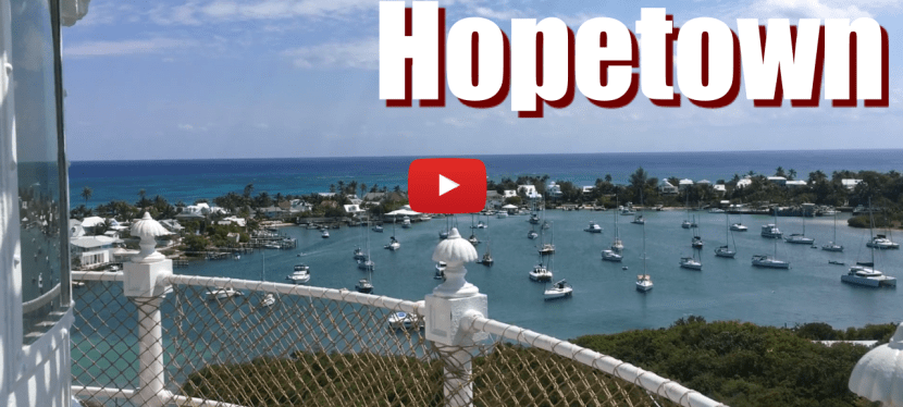 BV17: Marsh Harbour to Hopetown!