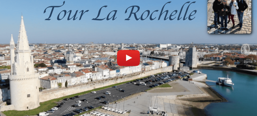 New Friends, New Plans, and a Tour of La Rochelle, France!