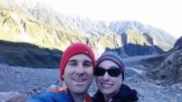E and J Fox Glacier hike