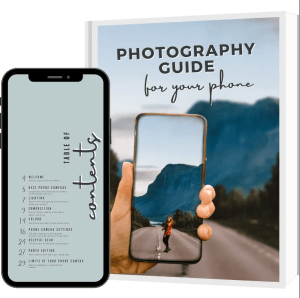 Phone Photography ebook by have you tried traveling