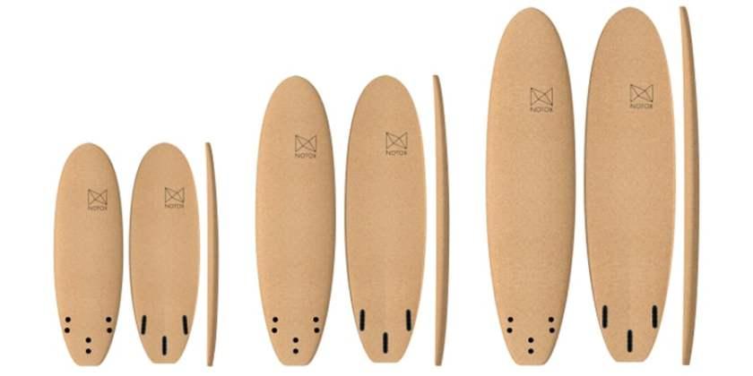 notox planche de surf korko