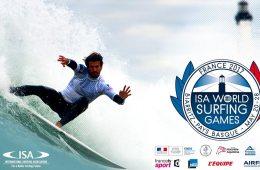 Mondiaux de surf à Biarritz