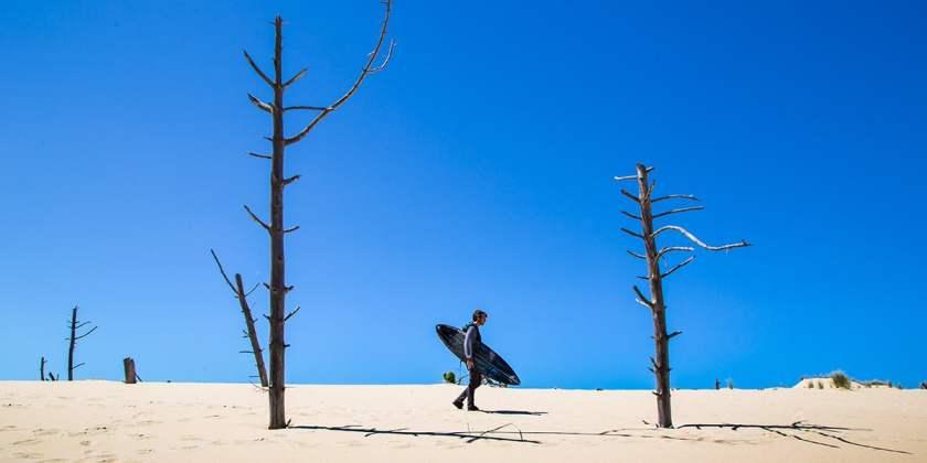 Hugo Boulenger surf photographie