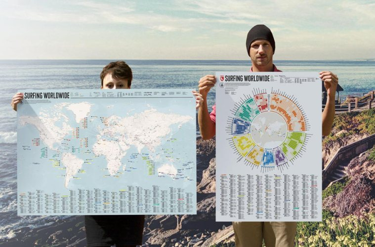 marmota map surf