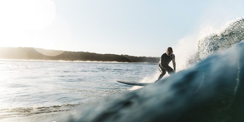 photo surf bretagne