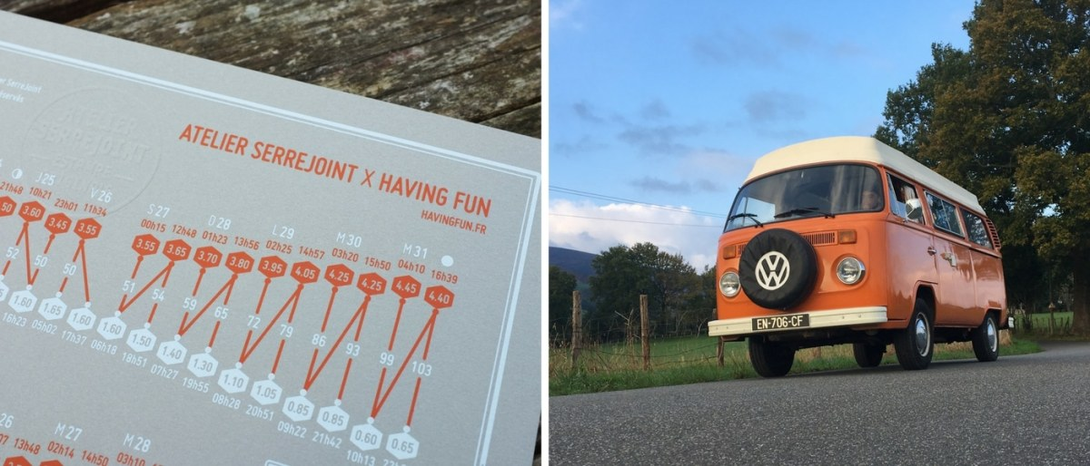 havingfun combi vw calendrier