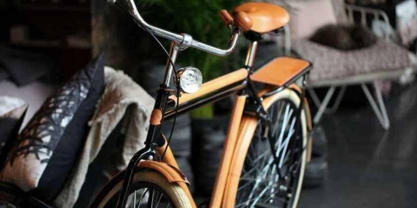 Beau vélo quartier moderne anglet