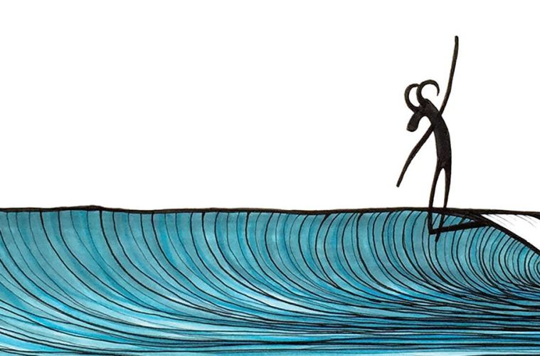 Dessin surf Jonas Claesson