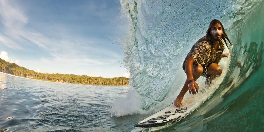 Damien Castera free surfeur