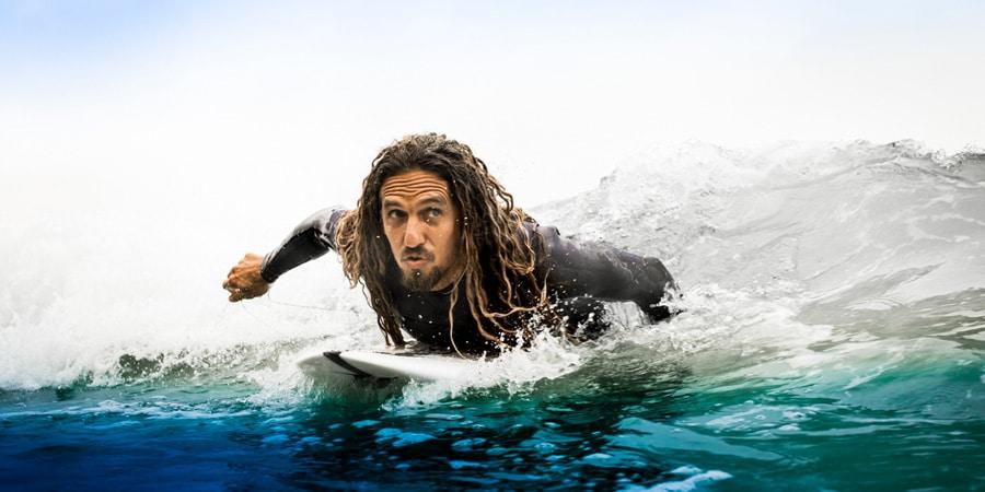 rob machado free surf