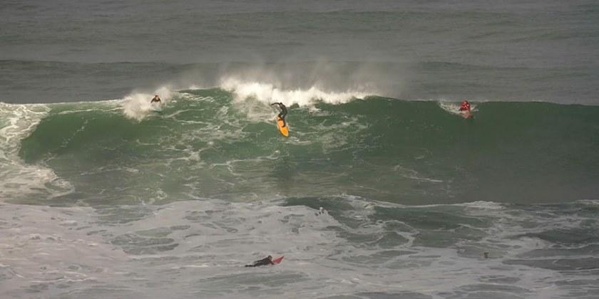 surf hiver pays basque