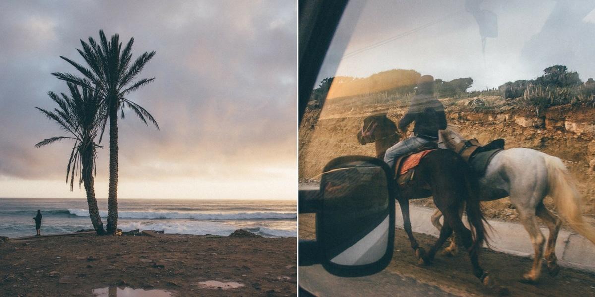 voyage surf maroc