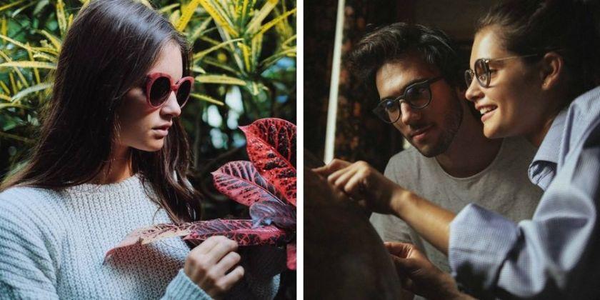 lunettes ecologiques Rezin