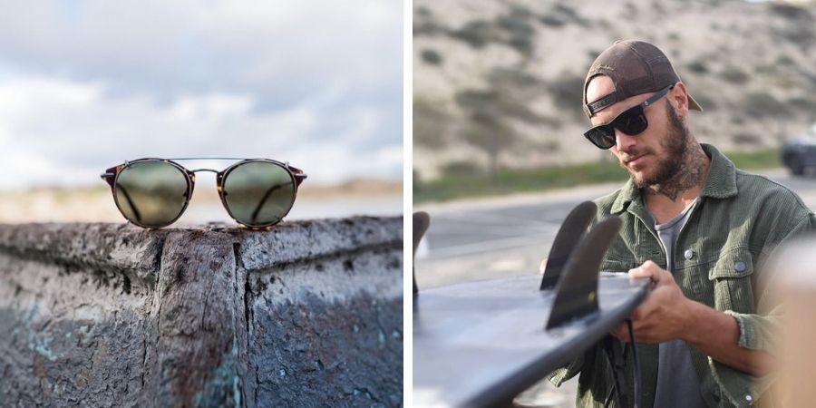 lunettes en bois ecologiques