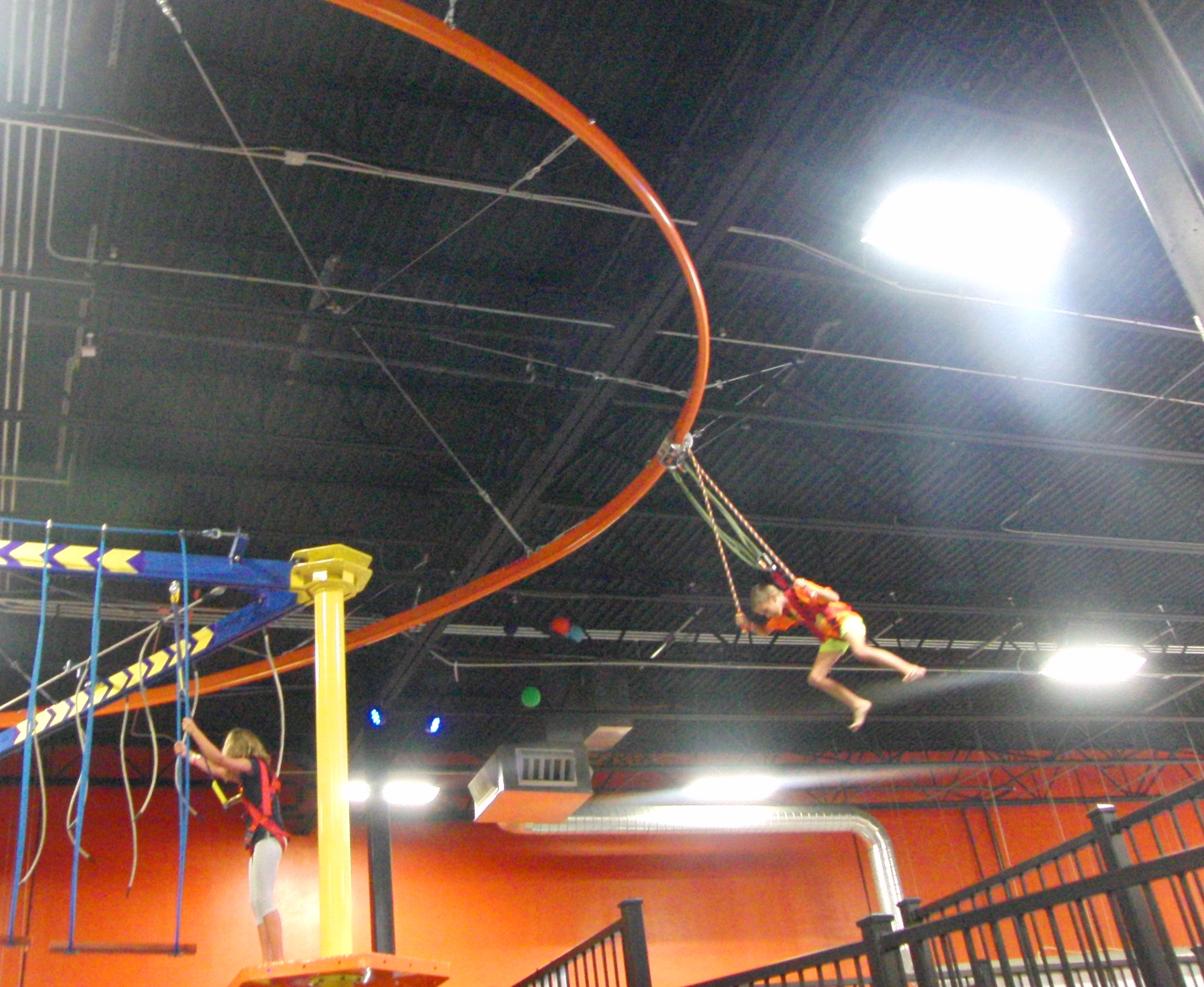Urban Air Trampoline And Adventure Parks