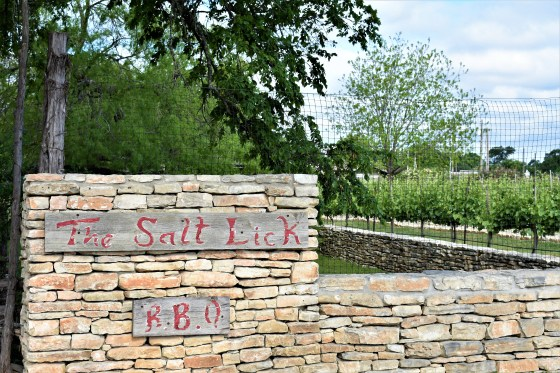 The Salt Lick BBQ in Driftwood, Texas