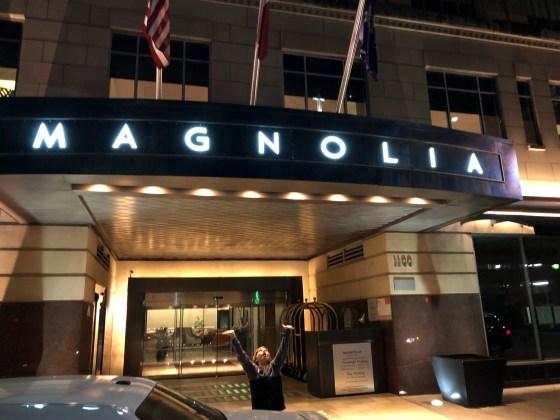 Houston Magnolia Hotel