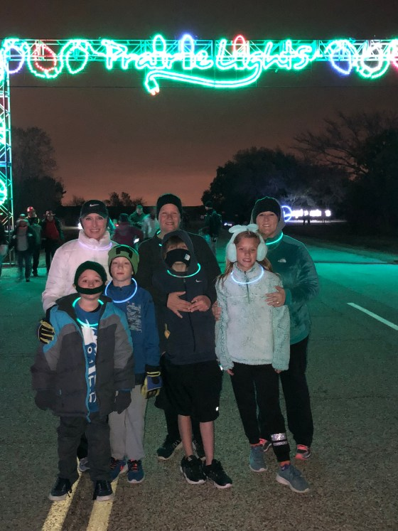 Prairie Lights Sneak A Peek 5K