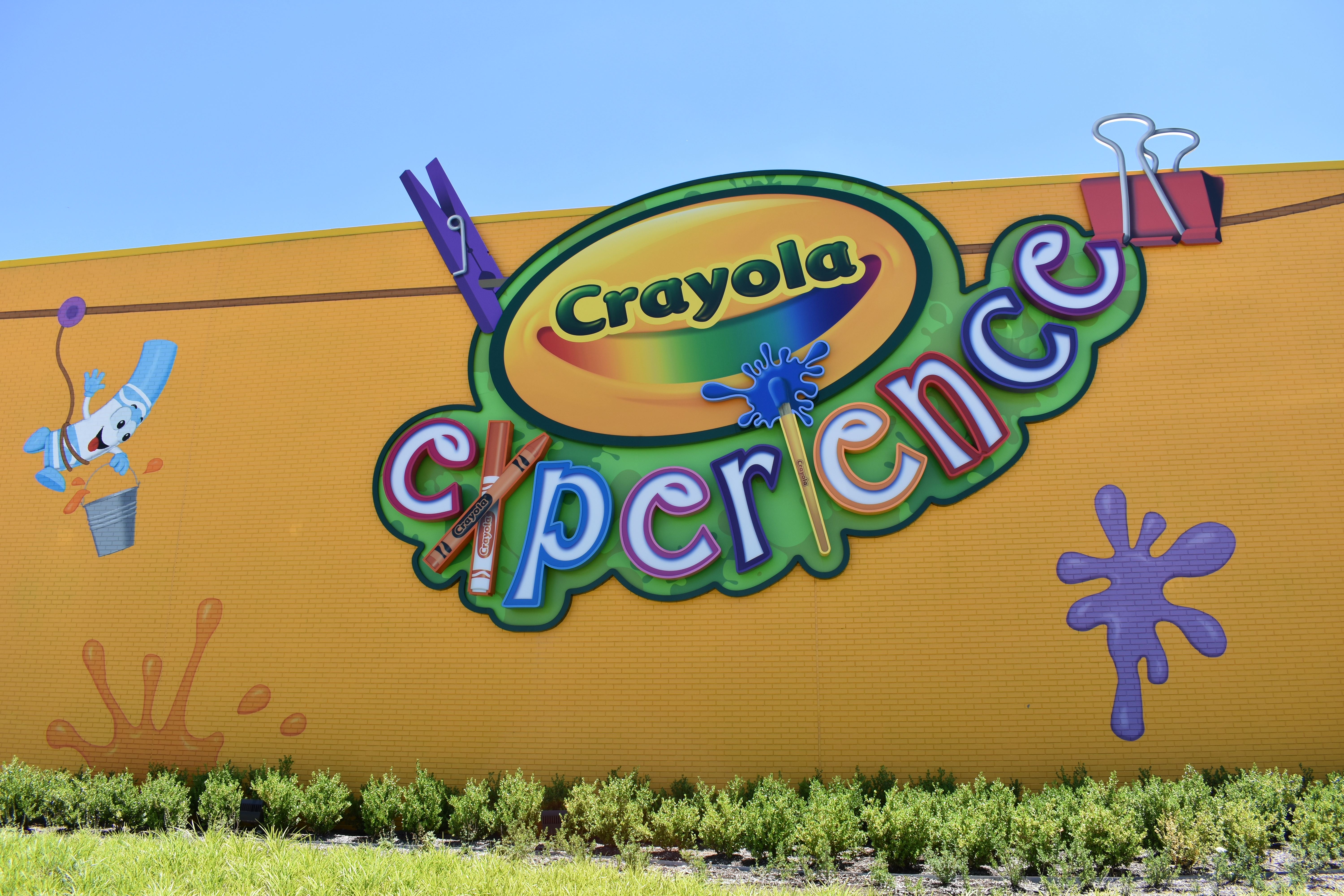 Crayola Experience in Plano