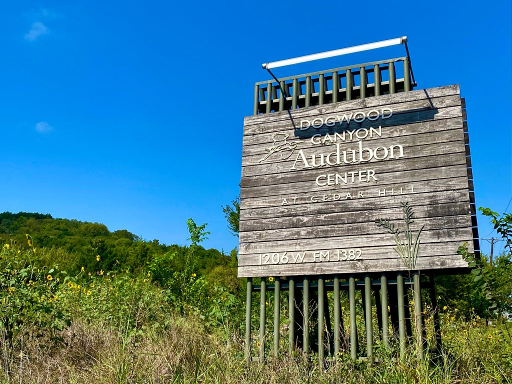 Dogwood Canyon Audubon Center Hiking Trails, Cedar Hill
