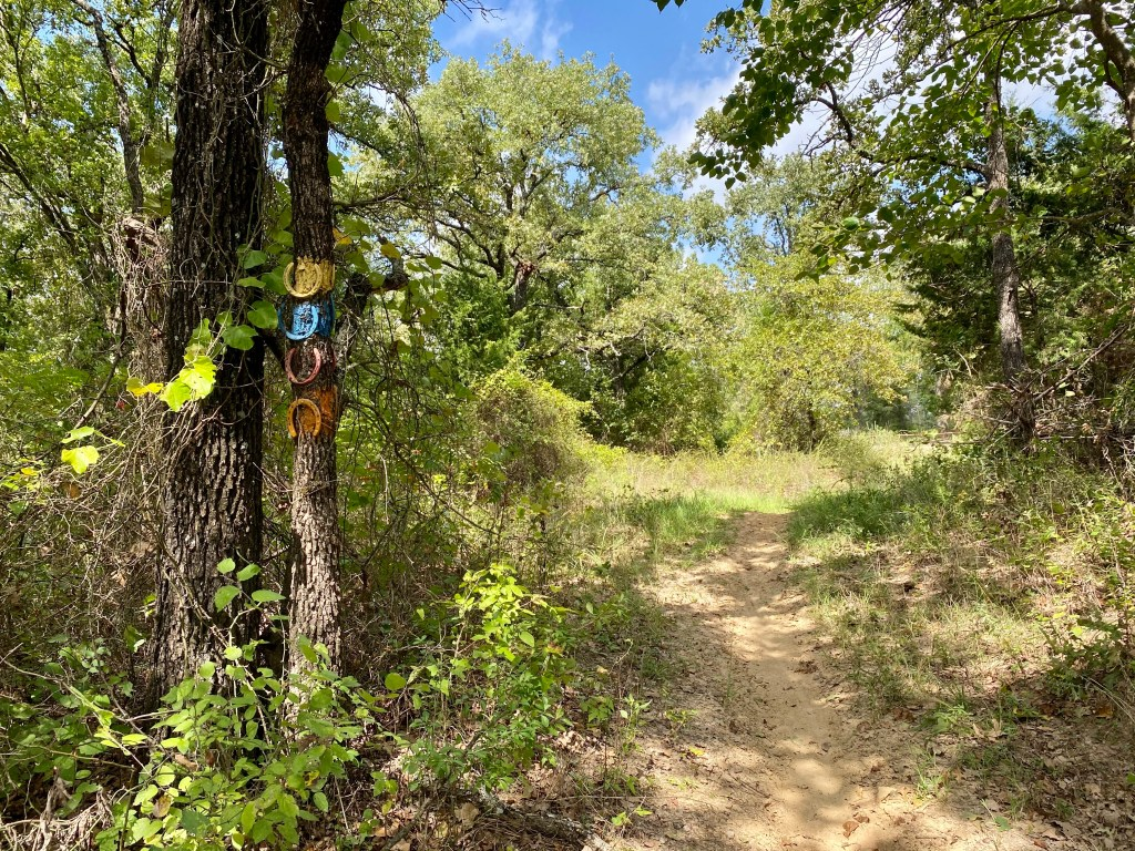TADRA multi-use trails at LBJ National Grasslands