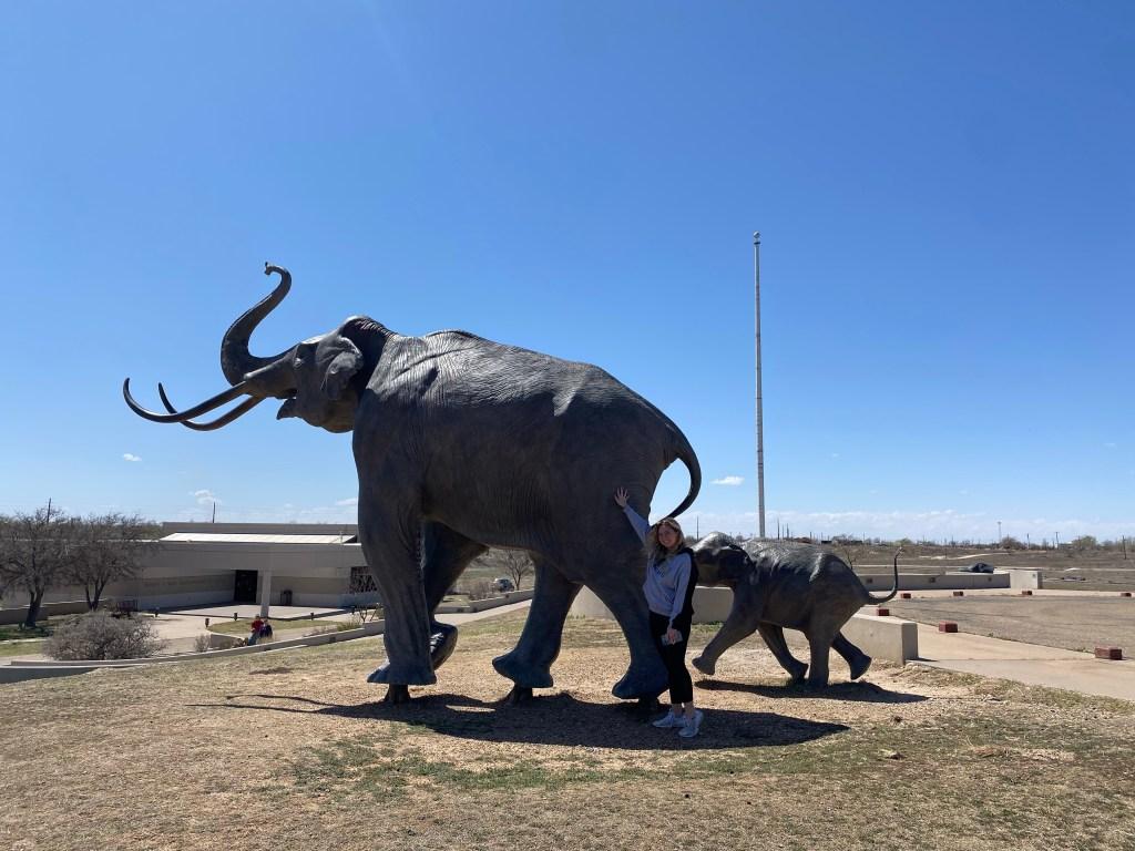 Lubbock Lake National Historical Landmark Texas