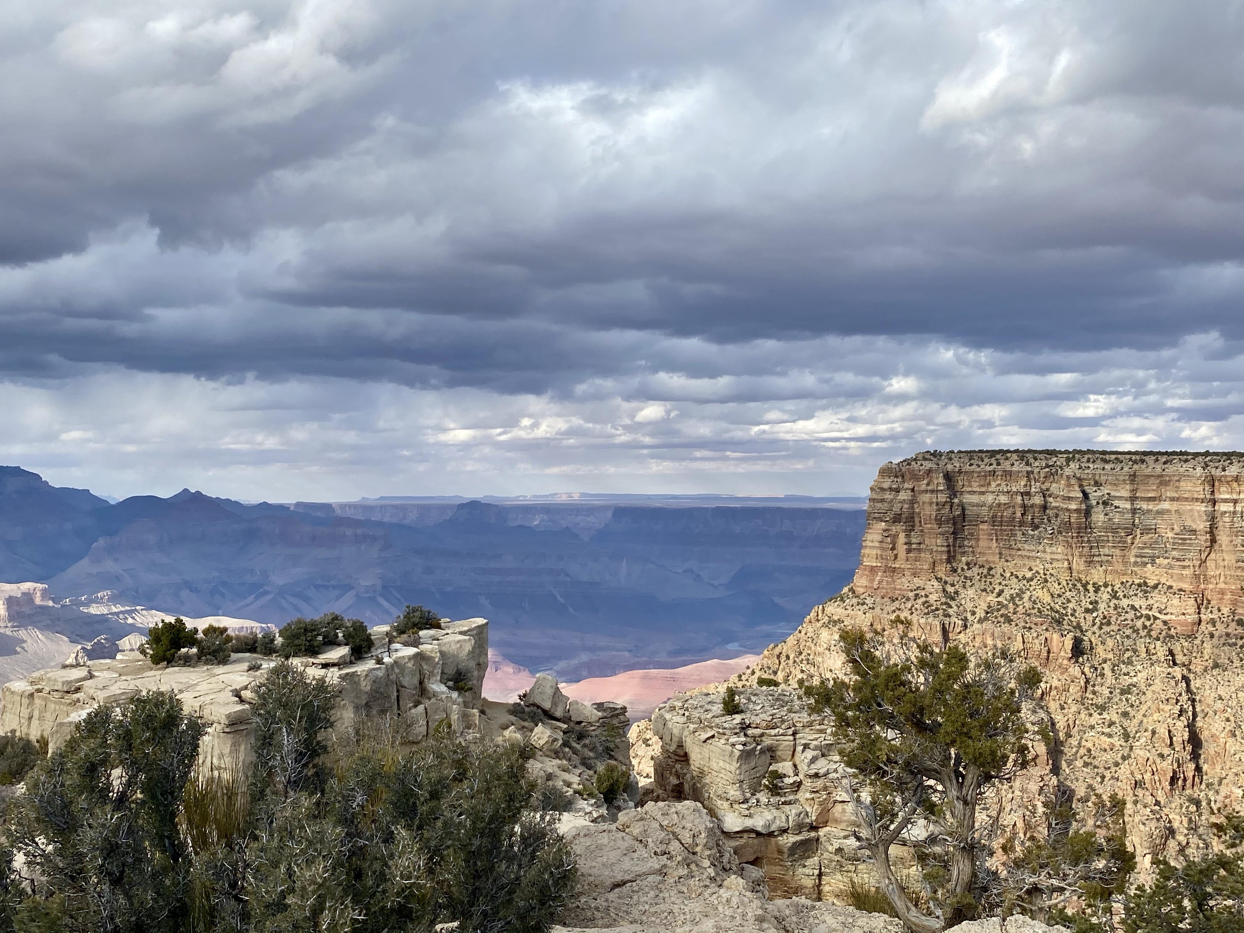 The Grand Canyon South Rim