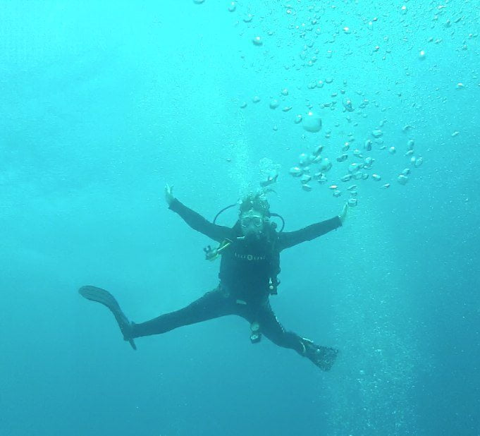 Scuba Diving in Red Sea