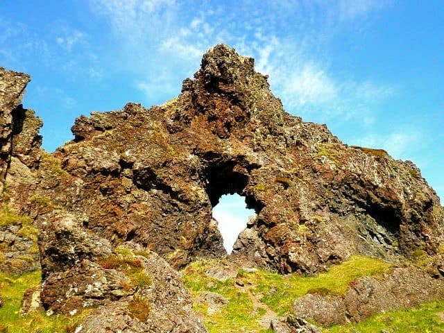 Iceland Arches