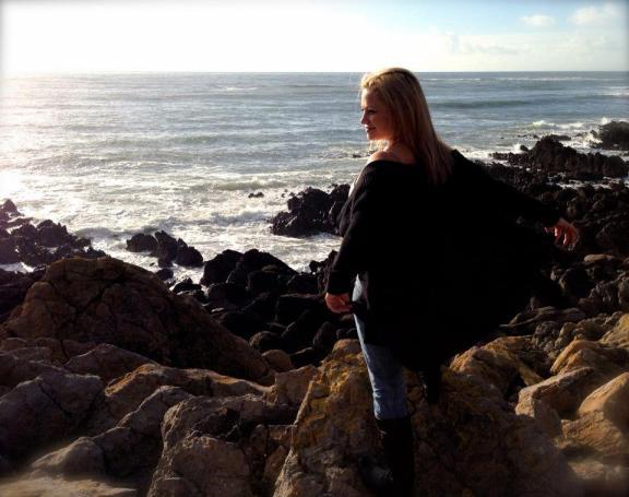 Atlantic Ocean, Rhossili Bay.