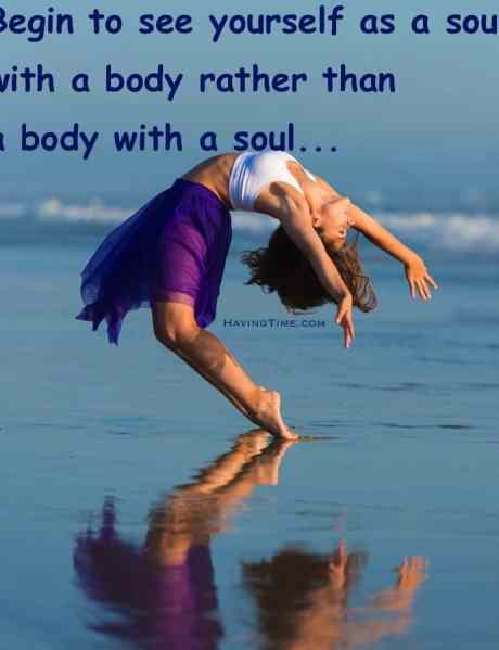 soul body quotes